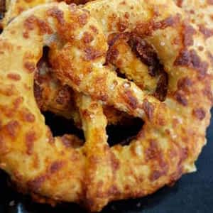 Cheese Pretzel