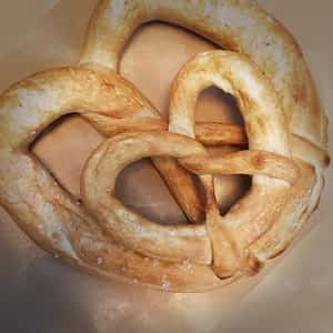Mini Pretzel (Plain)