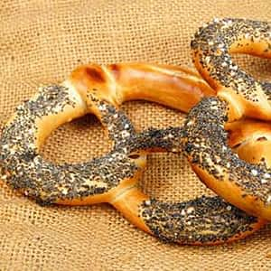 6 for 5 Poppy Pretzel