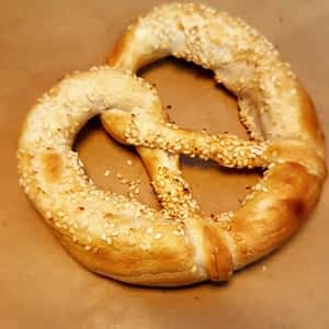 6 for 5 Sesame Pretzel