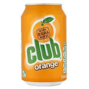 Club Orange 330ml