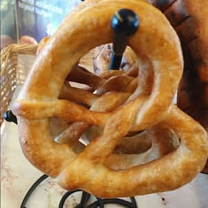 6 for 5 Plain Pretzel